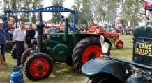 XV Ogólnopolski Festiwal Starych Ciągników i Maszyn Rolniczych