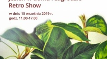 Jesień w domu izagrodzie - Retro Show 2019