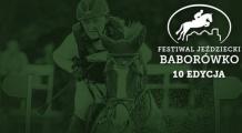 10. Festiwal Jeździecki Baborówko