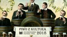 Piwo z kulturą - VIII Szreniawski Festiwal Piwa