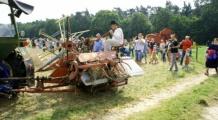 Wielkie żniwa i Festiwal Sztuki Ludowej w Szreniawie