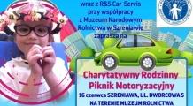 Charytatywny Piknik Motoryzacyjny dla Nadii