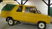 Tarpan, czyli rolnicze auto do wszystkiego